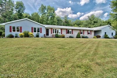 Saylorsburg Single Family Home For Sale: 181 Meadow Pass