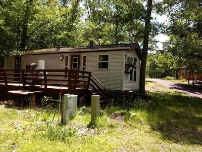 East Stroudsburg Single Family Home For Sale: K63 Timothy Lake Rd