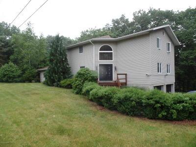 Kunkletown Single Family Home For Sale: 126 Streamside St