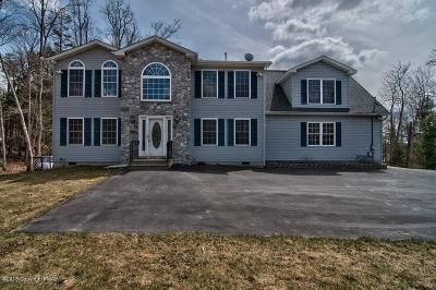 Monroe County Single Family Home For Sale: 1056 Route 940 Rte
