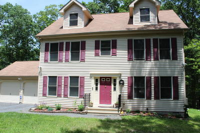 East Stroudsburg Single Family Home For Sale: 1154 Park Dr