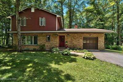 Blakeslee Single Family Home For Sale: 121 Elm Dr