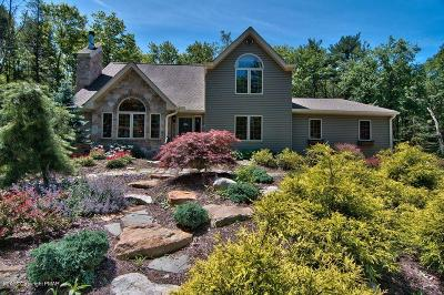 Stroudsburg Single Family Home For Sale: 1351 Sherwood Forest Rd