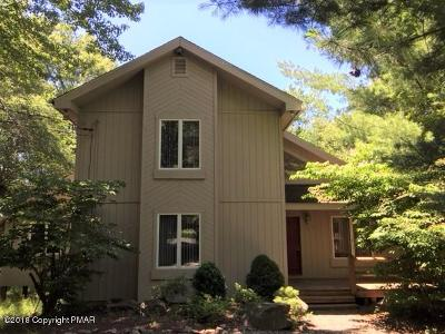 Lake Naomi Single Family Home For Sale: 161 Winding Hill Road