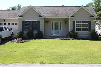 Stroudsburg Single Family Home For Sale: 621 Wizac Ave
