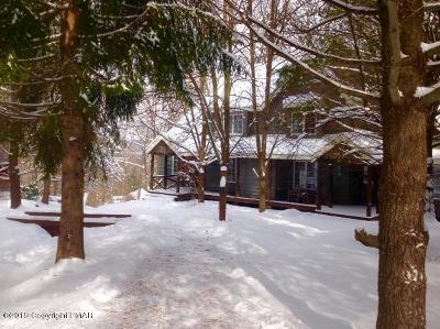 Lake Harmony Single Family Home For Sale: 59 Midway Dr