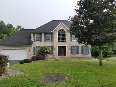 Stroudsburg Single Family Home For Sale: 311 Edgemont Rd