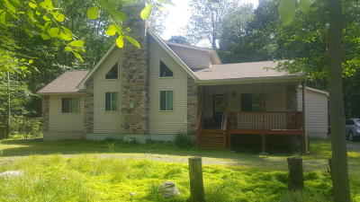 Pocono Lake Single Family Home For Sale: 2028 Beaver Run Rd
