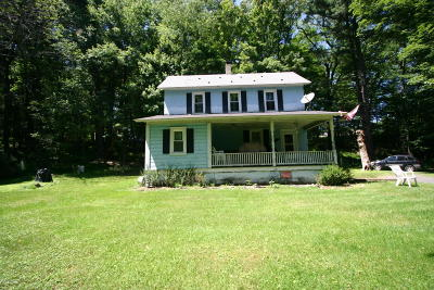 Swiftwater Single Family Home For Sale: 133 Lower Swiftwater Rd