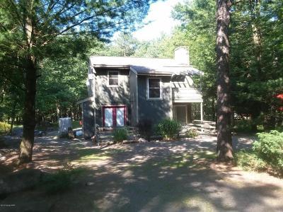 Lake Harmony Single Family Home For Sale: 40 Beechwood