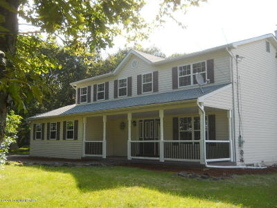 Blakeslee Single Family Home For Sale: 2145 Candlewood Ln