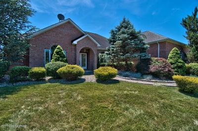 Monroe County Single Family Home For Sale: 5506 Bridle Rd