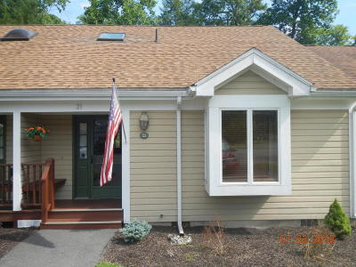 Stroudsburg Single Family Home For Sale: 21 Turtle Way