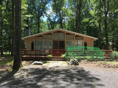 East Stroudsburg Rental For Rent: 224 Clubhouse Dr