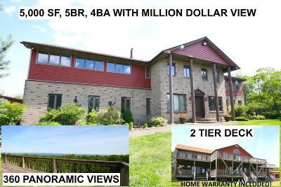 Effort Single Family Home For Sale: 611 Twisted Oak Ln