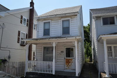 Jim Thorpe Single Family Home For Sale: 231 Center Ave