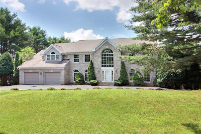 Monroe County Single Family Home For Sale: 119 Clearview Dr
