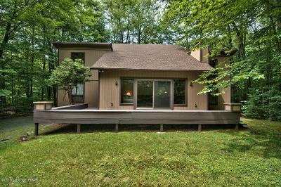 Lake Naomi, Timber Trails Single Family Home Sold: 126 Golfers Way