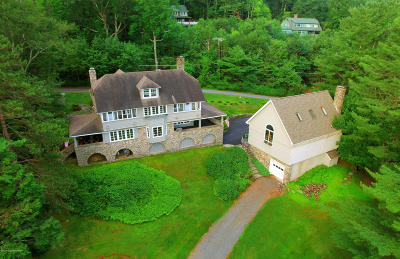 Buck Hill Falls PA Single Family Home For Sale: $1,200,000