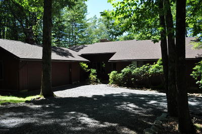 East Stroudsburg Single Family Home For Sale: 546 Hallowood Dr
