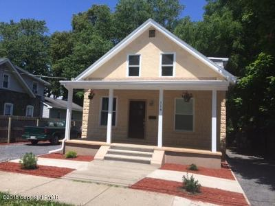 East Stroudsburg Single Family Home For Sale: 114 Lenox Ave