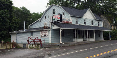 Stroudsburg Commercial For Sale: 2118 Route 715