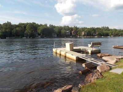 Lake Harmony Single Family Home For Sale: 204 S Lake Drive