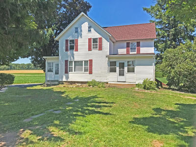 Single Family Home For Sale: 1186 Burger Hollow Road