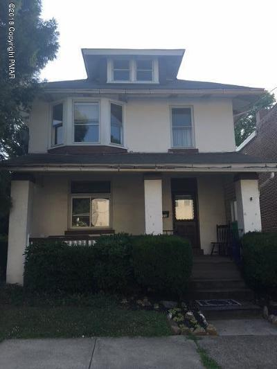 Bethlehem Single Family Home For Sale: 703 10th Avenue