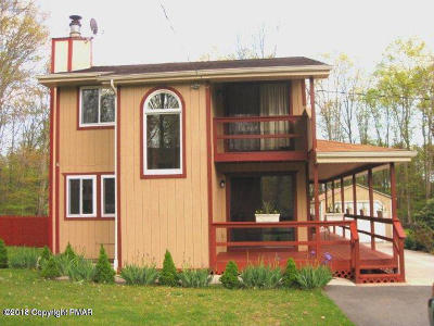 East Stroudsburg Single Family Home For Sale: 117 Cathleen Dr