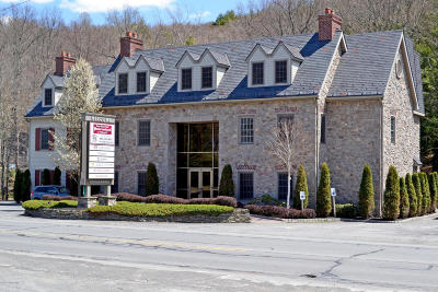 East Stroudsburg Commercial For Sale: Seven Bridge Suite 305 Road