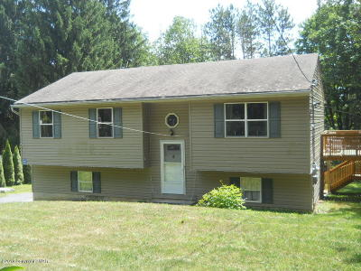 Effort Single Family Home For Sale: 1604 David Ln