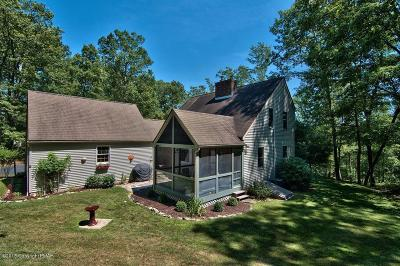 Canadensis Single Family Home For Sale: 2315 Beartown Rd