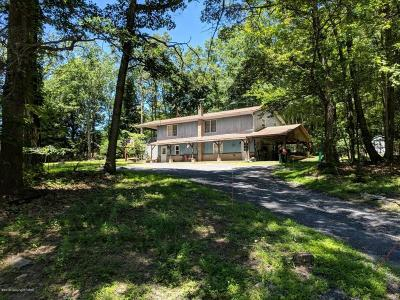 Tannersville Single Family Home For Sale: 1739 Sullivan Trl