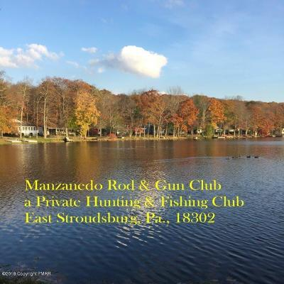 East Stroudsburg Single Family Home For Sale: 375 Manzanedo Lake Road