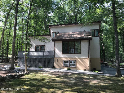 East Stroudsburg Single Family Home For Sale: 1156 Woodland Dr