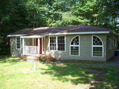 Pocono Lake Single Family Home For Sale: 136 Pottery Dr