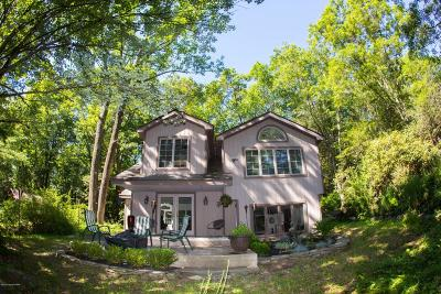 Buck Hill Falls Single Family Home For Sale: 203 Goldenrod Ln