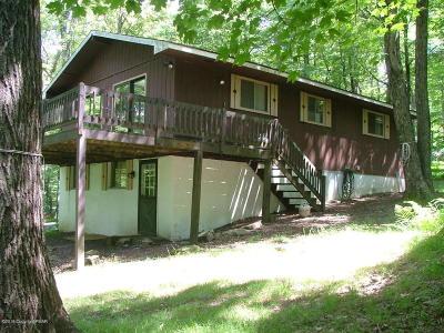 Pocono Lake PA Single Family Home For Sale: $172,000