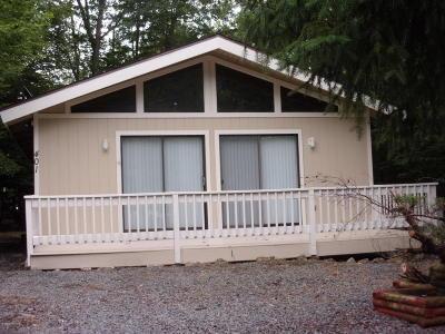 Tobyhanna PA Single Family Home For Sale: $59,000