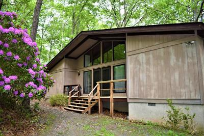 Canadensis Single Family Home For Sale: 348 Valley Rd