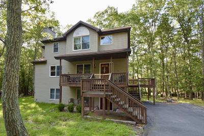 East Stroudsburg Single Family Home For Sale: 1299 Brentwood Dr