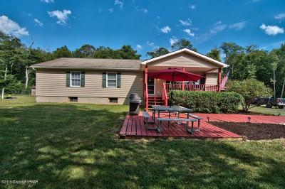 Blakeslee Single Family Home For Sale: 323 High Country Dr