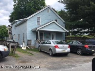 Stroudsburg PA Single Family Home For Sale: $180,000