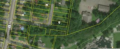 East Stroudsburg Residential Lots & Land For Sale: 54-55 Chestnut Street