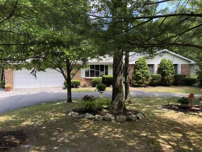 Monroe County Single Family Home For Sale: 2567 Ridgeway Dr