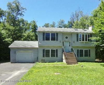 Tannersville Single Family Home For Sale: 268 Faber Cir
