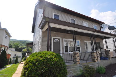 Jim Thorpe Single Family Home For Sale: 428 South St