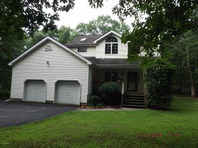 East Stroudsburg Single Family Home For Sale: 410 Reservoir Ridge Rd