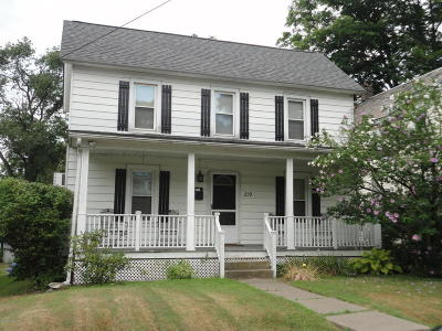 East Stroudsburg Single Family Home For Sale: 259 Brodhead Ave